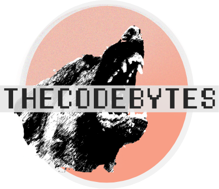The Code Bytes Logo