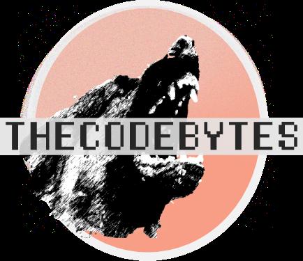 The Code Bytes Logo
